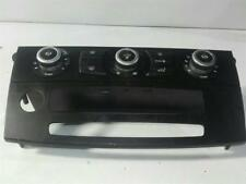 2008 BMW 5 Series E60 2007 To 2010 Heater Control Assembly