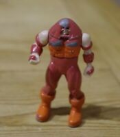 Marvel Juggernaut Action Figure Die-Cast Vintage