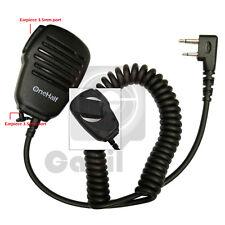 NEW ICOM Microphone Speaker IC-V8 IC-T3H IC-V85 IC-V85E IC-V82 IC-U82