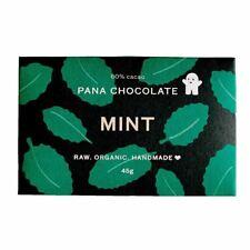 Pana Chocolate Mint Chocolate 60% Cacao (Pack of 12)