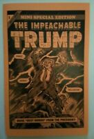 The Impeachable Trump Comic Sequel to Unquotable RARE! Rob Sikoryic 2020