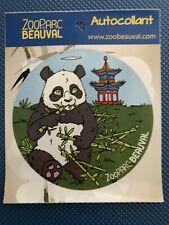 Sticker Autocollant Du Zoo De Beauval Neuf