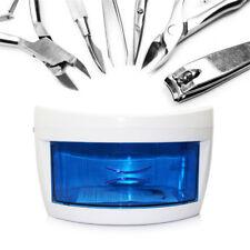 UV Steriliser Cabinet Box Disinfector Portable Mobile Beauty Salon Spa Manicure