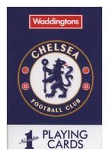 Chelsea FC Waddingtons Nummer 1 Spielkarten