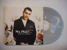MAGYD CHERFI : MA PLACE [ CD SINGLE PORT GRATUIT ]