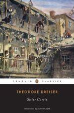 Sister Carrie (Penguin Twentieth Century Classics) By Theodore Dreiser Paperba