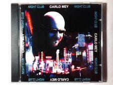 CARLO MEY Night club cd RARISSIMO