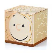 NEW Hallmark Cubeez Peanuts PIG PEN Metal Box Collectible Container RARE Snoopy