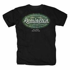 Remington Waffen Gewehr New York USA T-Shirt S-5XL schwarz