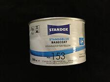 Standox -standoblue Mix 153 Amarillo Sol 0,5L