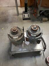 Hobart M802 2hp 3 phase mixer motor