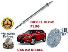 FOR MAZDA CX5 CX 5 2.2 DT 2191cc DIESEL 11/2011-->ON DIESEL ENGINE GLOW PLUG