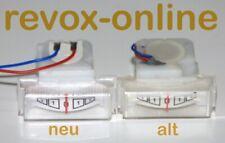 Revox A76 Anzeigen : Tuninganzeige