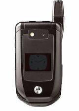 *READ*MOTOROLA i877 iDEN SOLID TELUS MIKE CELL PHONE FLIP FLOP WALKIE TALKIE