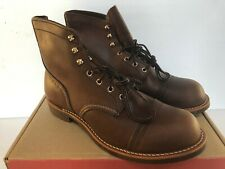 Red Wing Iron Ranger 8111 Men's 10.5 Wide Amber Harness