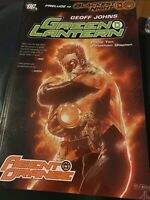 Green Lantern Agent Orange Prelude to Blackest Night Geoff Johns Paperback TPB