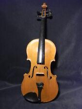 interessante alte 4/4 VIOLINE Geige old violin violon ??????? fiddle Germany