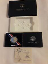 1995 Civil War Battlefield Proof Clad Half Dollar Commemorative Coin