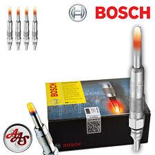 4 x Bujia precalentamiento Bosch 0250201039 glp001 mercedes BMW Opel y muchos más