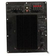 MCM CUSTOM AUDIO 50-6269 Subwoofer Speaker Bass Plate Power Amplifier 120W