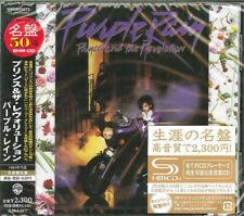 PRINCE AND THE REVOLUTION, PURPLE RAIN, SHM-CD, JAPAN 2008, WPCR-13273 (NEW)