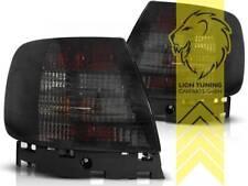 Rückleuchten Heckleuchten für Audi A4 B5 8D Limousine schwarz