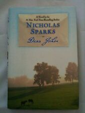 Dear John by Nicholas Sparks 2006 Hardcover Book Novel LIKE NEW First Edition!