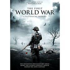 THE FIRST WORLD WAR (La Prima Guerra Mondiale) BOX 3DVD NEW .cp