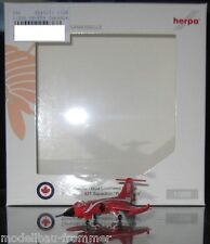 Herpa Wings 554527 Lockheed CF-104 Starfighter Canadian Air Force Red Indians