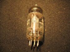 JG 6C4 Vacuum Tube GE (SW) NOS Tested on TV-7 D/U 55/95 USA 1/61
