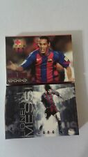 Rare Nice! Lionel Messi - Ronaldinho Fcb Barcelona Best F.C. Best Player