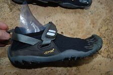 Black & Gray VIBRAM Five FIngers W4485 Shoes EU 37 US 6.5
