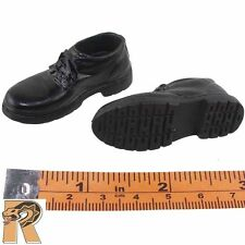US Police - Shoes (for pegs) - 1/6 Scale - ACPLAY Action Figures