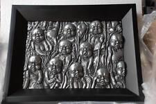 H.R. Giger ALIEN ALIENS WARRIOR Figur figure statue Wandbehang wall hanging 01