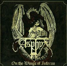 Asphyx - On the Wings of Inferno [New CD] Argentina - Import