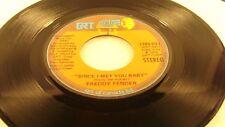 FREDDY FENDER - Since I Met You Baby / Little Mama - 1975 VG+(+)  CANADA PRESS