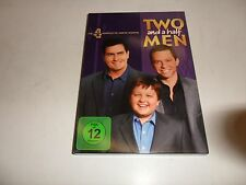 DVD  Two and a Half Men - Mein cooler Onkel Charlie - Die komplette 4. Staffel