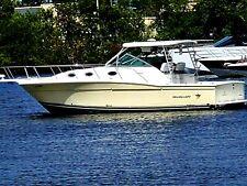 2003 Wellcraft Coastal 38' Model 330 Cabin Cruising Boat 340 hours $44,999. obo