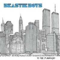 BEASTIE BOYS 'TO THE 5 BOROUGHS' CD NEW!
