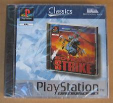 Videogame Platinum Soviet Strike Playstation 1 PS1 PSX PSONE NUOVO NEW & SEALED