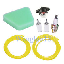 Gas Fuel Air Filter Line For Poulan BC3150 31WG PPB335 PPB330 PP335 Gas Trimmer