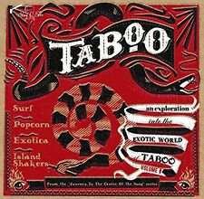 TABOO-JOURNEY TO THE CENTER OF A SONG VOL.1  VINYL LP NEU