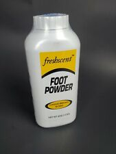 Freshscent Foot Powder 4oz Bottle
