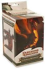 D&D Miniatures: Lords of Madness booster case sealed (8-ct) New