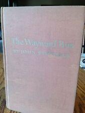 "The Wayward Bus ""by John Steinbeck 1947 HC First Edition Viking Press"
