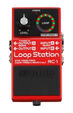 Boss RC-1 Loop Stazione Chitarra Effetto Pedale