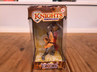 RARE Knight and Warriors - Warriors of the World Boxed New - Funtastic