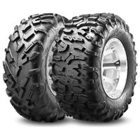 Set of 4 Maxxis Bighorn 3.0 ATV UTV Tires Front 26X9R12 Rear 26X11R12