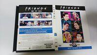 FRIENDS Serie TV DVD Stagione 3 Serie 67-73 Castellano English Francese