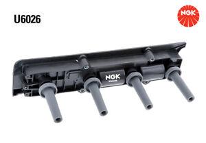 NGK Ignition Coil U6026 fits Holden Astra 2.2 i (TS)